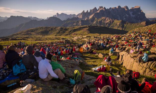 """""""I Suoni delle Dolomiti"""", musica e trekking in ambienti da sogno"""