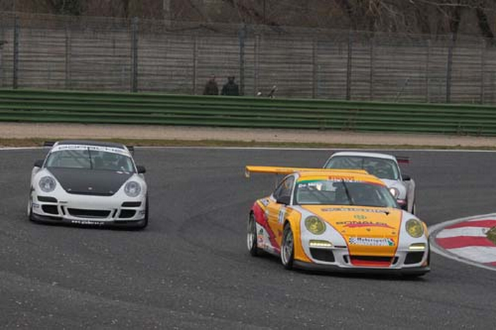 """All'autodromo la """"Targa Tricolore Porsche"""""""