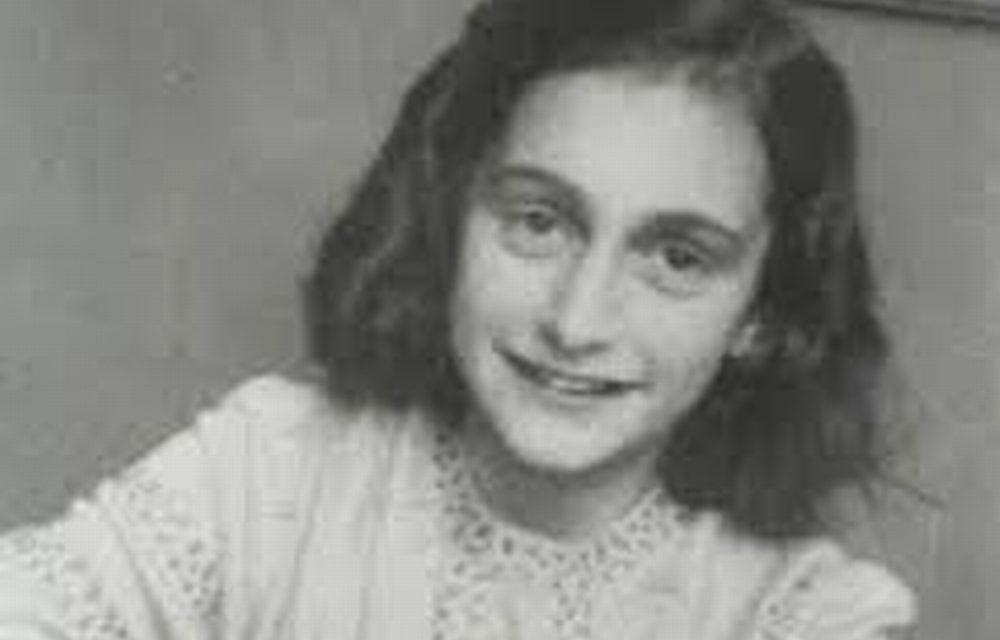 Anne Frank: l'impotenza di fronte a ignoranza, odio e stupidità