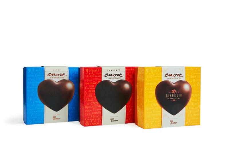 """Un """"Cuore di cioccolato"""" per Telethon"""