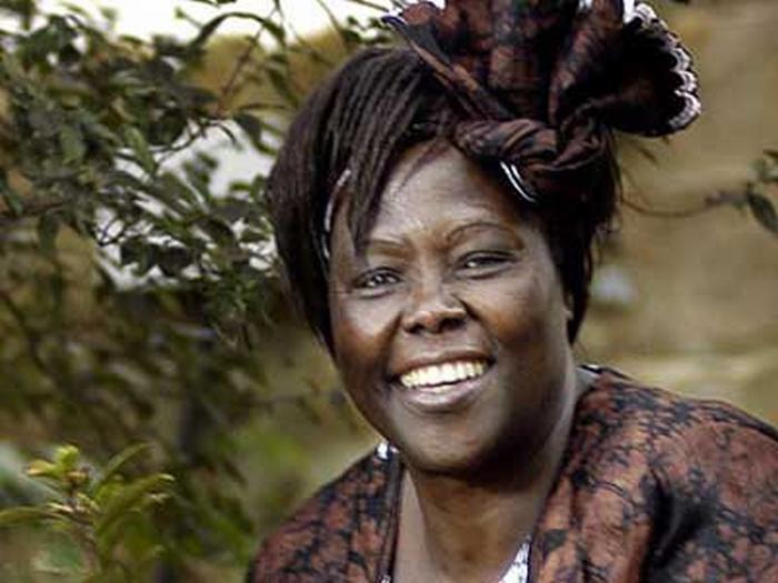 Il ricordo di Wangari Maathai