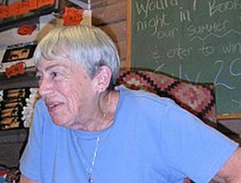 Ursula Le Guin: addio signora fantascienza, signorina anarchia