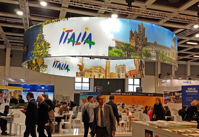 A Berlino il turismo di IF ha puntato sull'edizione di Argillà 2018