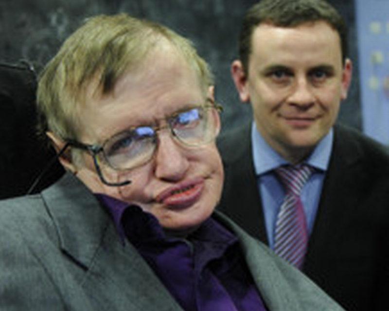 Stephen Hawking, un saluto e un grazie