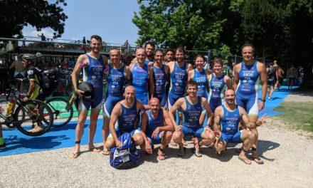 Triathlon internazionale di Bardolino, in evidenza Cavina e Galassi