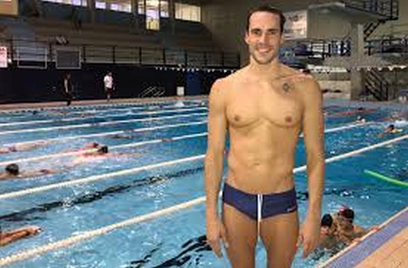 Fabio Scozzoli conquista la medaglia d'argento nei 50 rana agli europei di nuoto