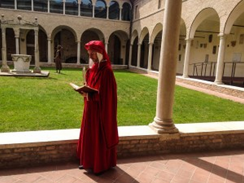 """""""Una camminata in Paradiso"""" per ricordare Dante"""
