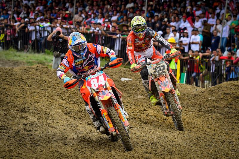 Motocross, la sfida tra Cairoli e Herlings nelle alture della Rivazza
