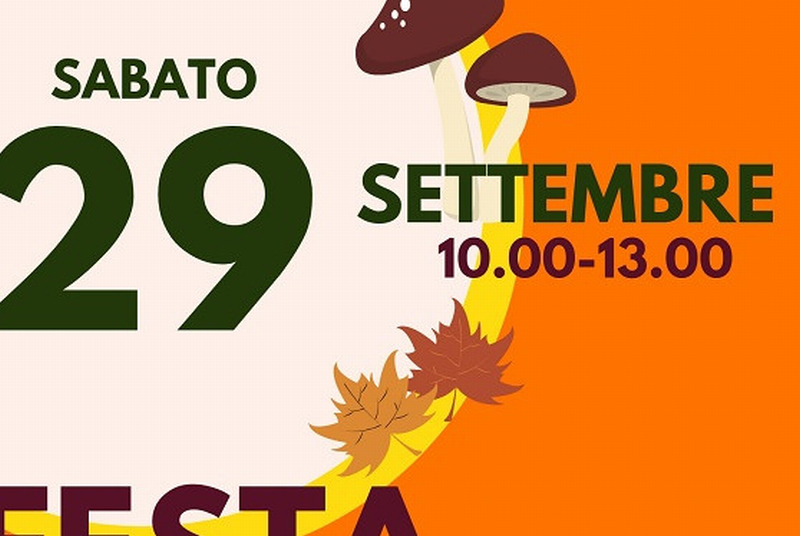 Festa d'autunno alla serra di San Giuseppe
