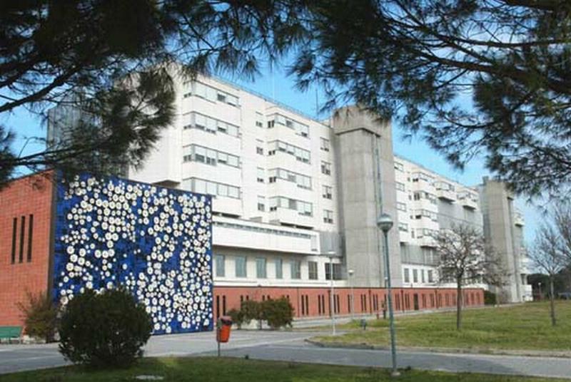 La cappella dell'ospedale viene chiusa durante le ore notturne per evitare i senzatetto