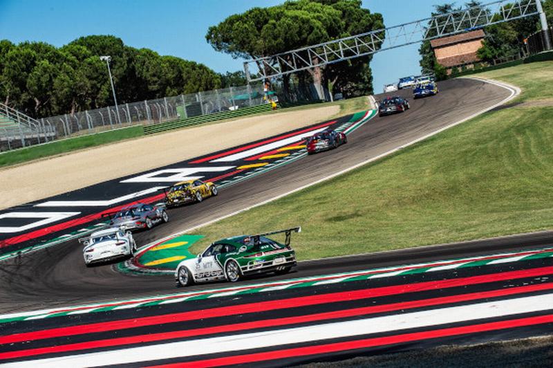 """""""Porsche Festival"""" all'autodromo di Imola"""