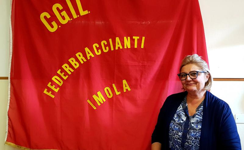 Congresso Cgil, Liviana Giannotti confermata segretaria della Flai