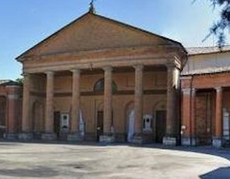 Cimitero dell'Osservanza: nasce una sala per i riti funebri laici