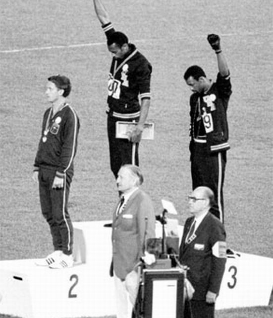 16 ottobre 1968, Città del Messico