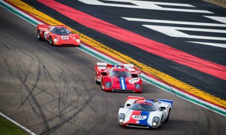 Torna all'autodromo l'Imola Classic con circa 225 vetture per sette categorie