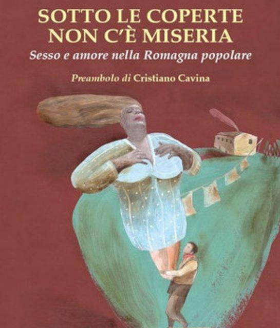 Sesso e amore in Romagna nel nuovo libro di Beppe Sangiorgi