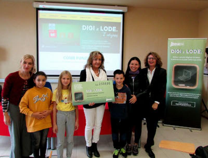 """""""Digi e lode"""", premiazione per tre scuole di Imola"""