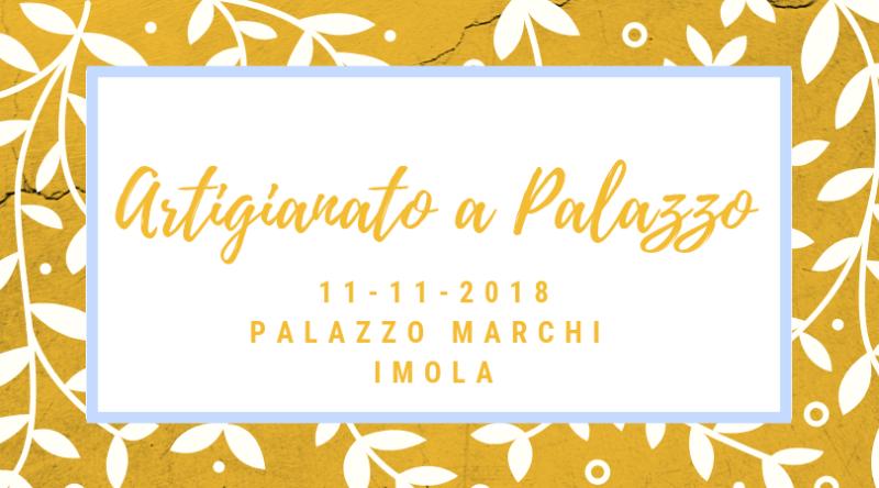 Creatività ed handmade si incontrano a Palazzo Marchi