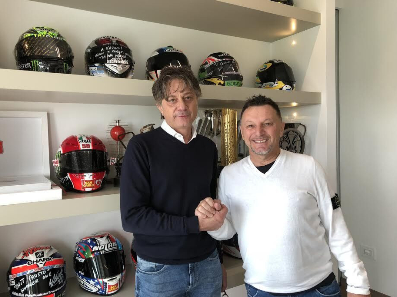 FPS Automation sponsor del Team Gresini in Moto3