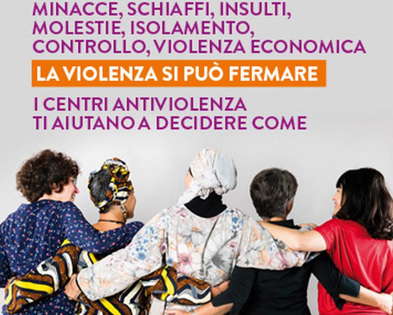 Aumentano le donne che si rivolgono ai centri antiviolenza: un progetto regionale
