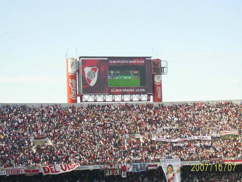 La final del mundo, metafora di un incontro di calcio a Buenos Aires