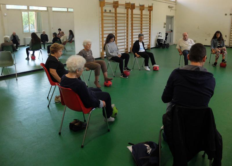 Assistenza ai malati di Parkinson con tante iniziative grazie alla Fondazione Carimola