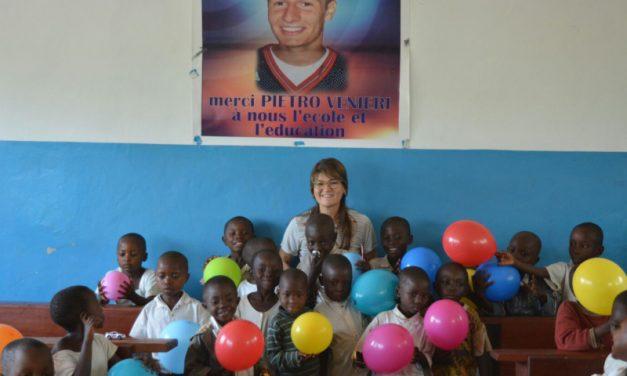 """Sacmi aiuta """"La scuola di Pietro"""" nel territorio difficile di Bukavu in Congo"""