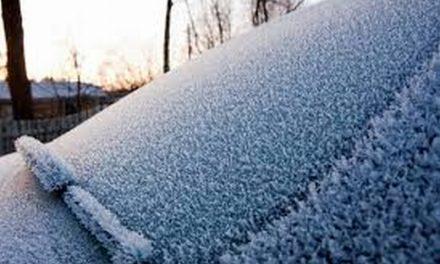 Dopo la prima neve, ora bisogna fare attenzione al ghiaccio