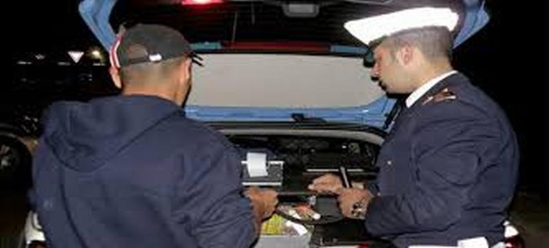 Vertice delle forze dell'ordine col Prefetto: controlli con l'etilometro per le feste