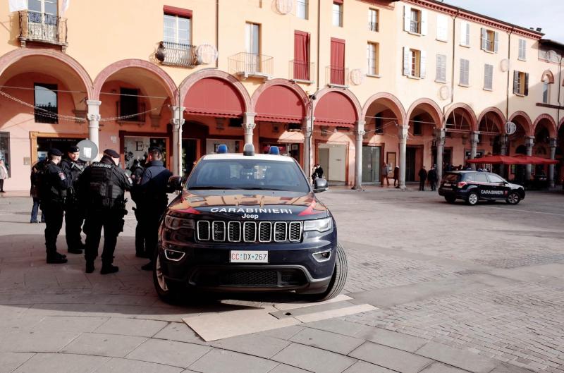 Carabinieri, arrivano squadre di supporto operativo per contrastare i furti