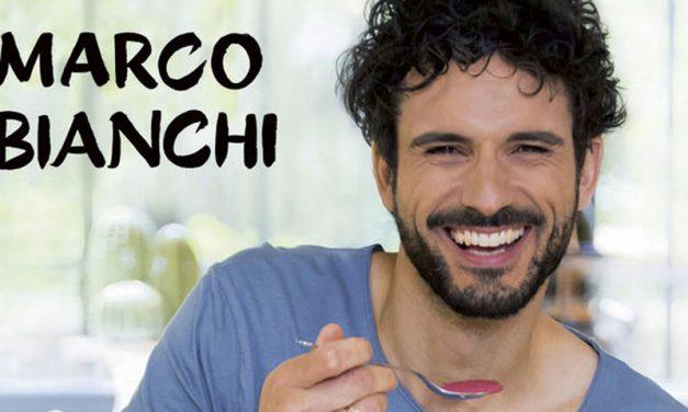 """Marco Bianchi e la sua """"cucina delle emozioni"""""""