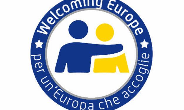 """""""Welcoming Europe"""", raccolta firme nelle botteghe di Altromercato"""