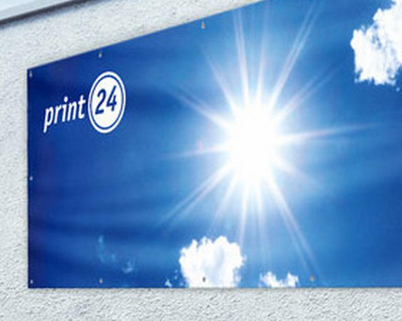 Striscioni pubblicitari: come crearli e stamparli