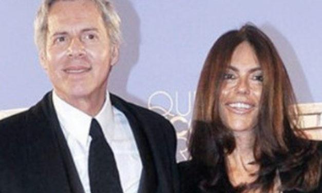 Claudio Baglioni, trentun'anni insieme alla sua Rossella
