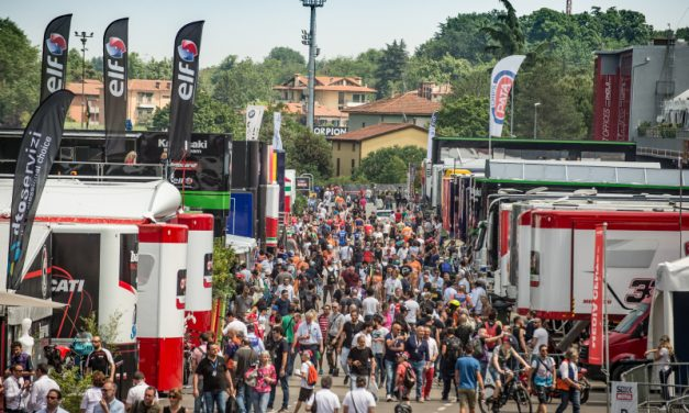 La società turistica Imola-Faenza gestisce la biglietteria dell'autodromo nel 2019