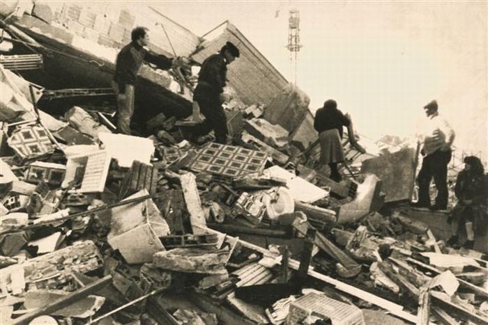 OGGI ACCADDE: 23 novembre 1980, terremoto in Irpinia