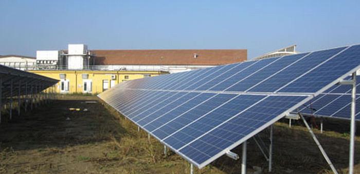Il caso del fotovoltaico a terra