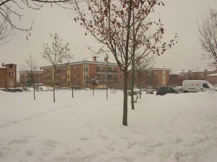 Neve e gelo in Romagna, è arrivato anche il Burian siberiano