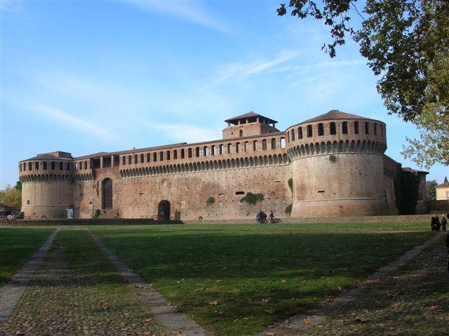 La Rocca di Imola fra i musei di qualità