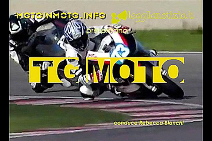 Tgmoto – 2, video news dal mondo delle moto