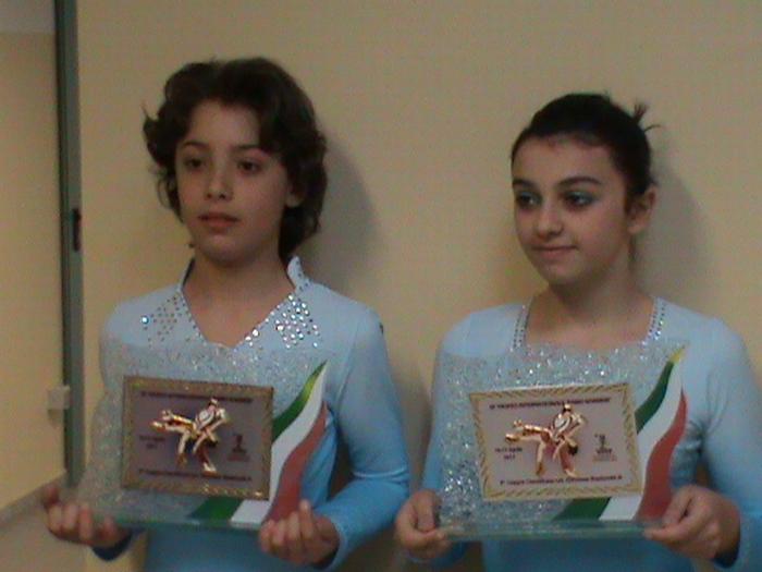 Garavini e Pancaldi secondi al trofeo internazionale Barbieri