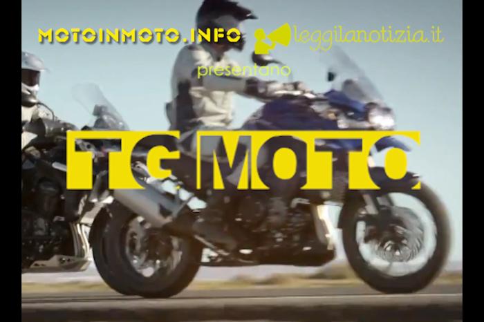 Tgmoto – 4, video news dal mondo delle moto