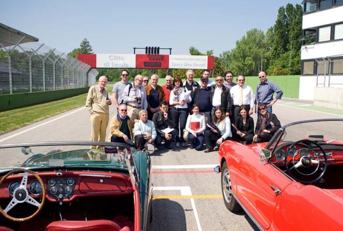 20 tour operator stranieri tra motori ed enogastronomia