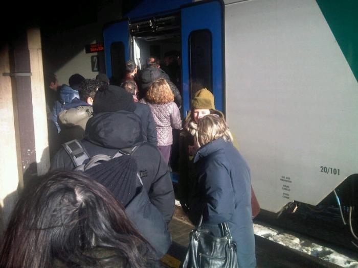 Vita da pendolare / Sos- Fs!