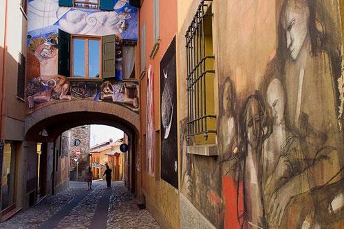 Il festival de «I borghi più belli d'Italia»