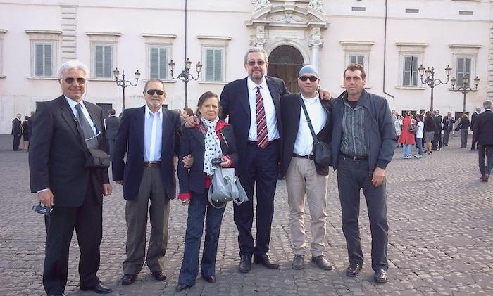 Morti bianche: le vittime della Mecnavi ricordate al Quirinale