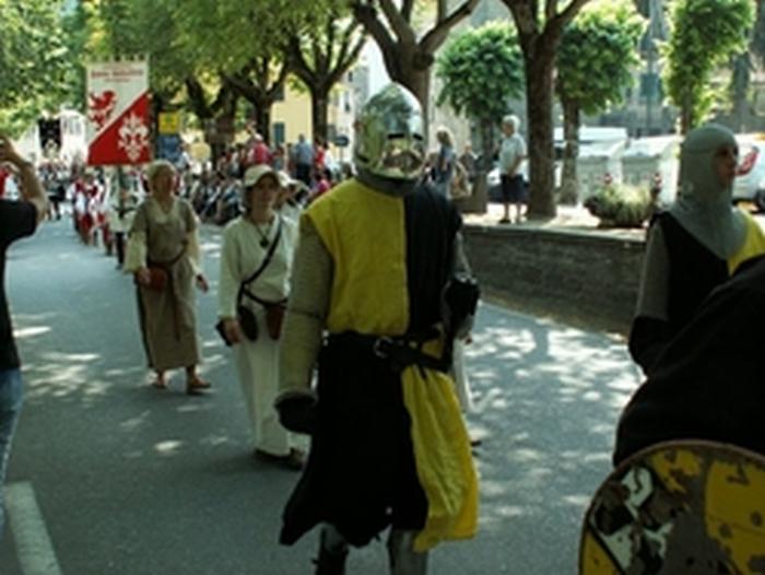 """Medioevo a Palazzuolo con """"nel Podere di Maghinardo"""""""