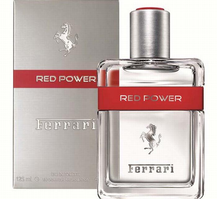 """Ferrari """"Red Power"""""""