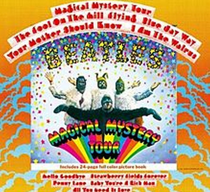 """In arrivo il """" Magical mystery tour!"""""""
