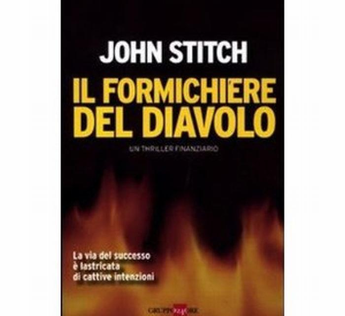 """""""Il formichiere del diavolo"""", il ritorno di John Stitch"""